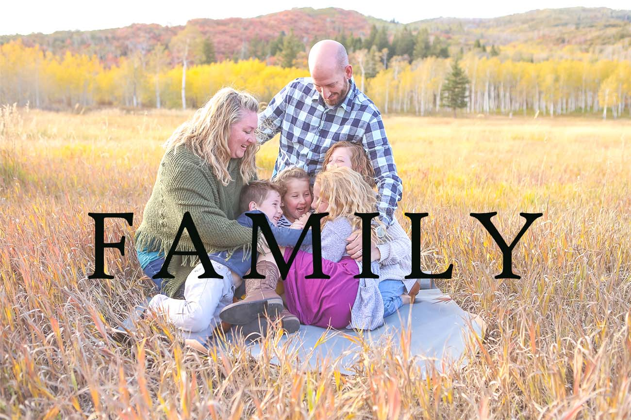Gallery Title - Lifestyle Family